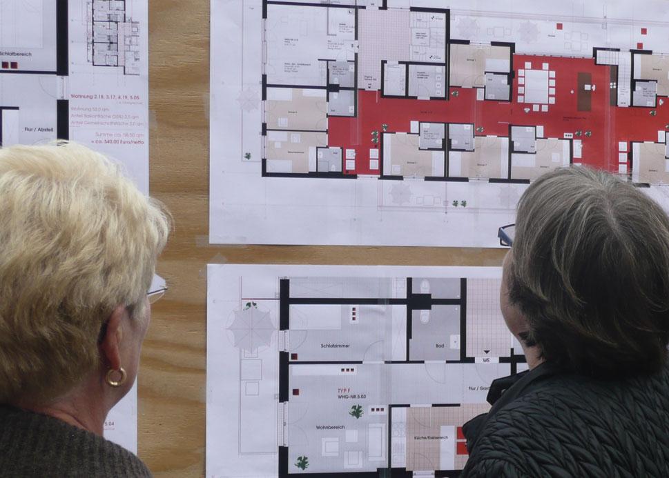 STATTBAU allgemeiner Beratungstermin für Interessierte an Baugemeinschaften
