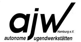 Logo von ajw autonome Jugendwerkstätten – Gesellschafter von STATTBAU Hamburg