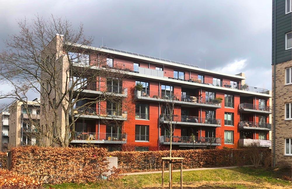 Baugemeinschaft Friedrichsberg