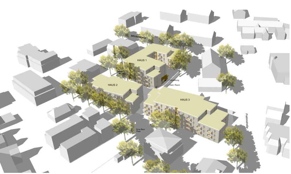 Visualisierung: Hartwig-Hesse Stiftung