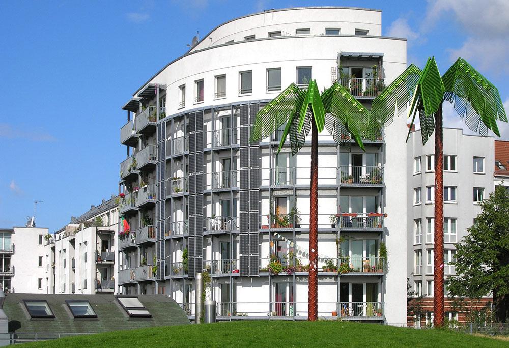 Parkhaus Pinn asberg