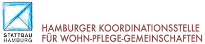 Logo der Hamburger Koordinationsstelle für Wohn-Pflege-Gemeinschaften