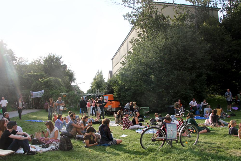 Projekt Kebap, Kulturbunker, Hamburg, Altona